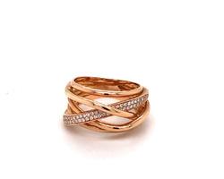ring rose goud